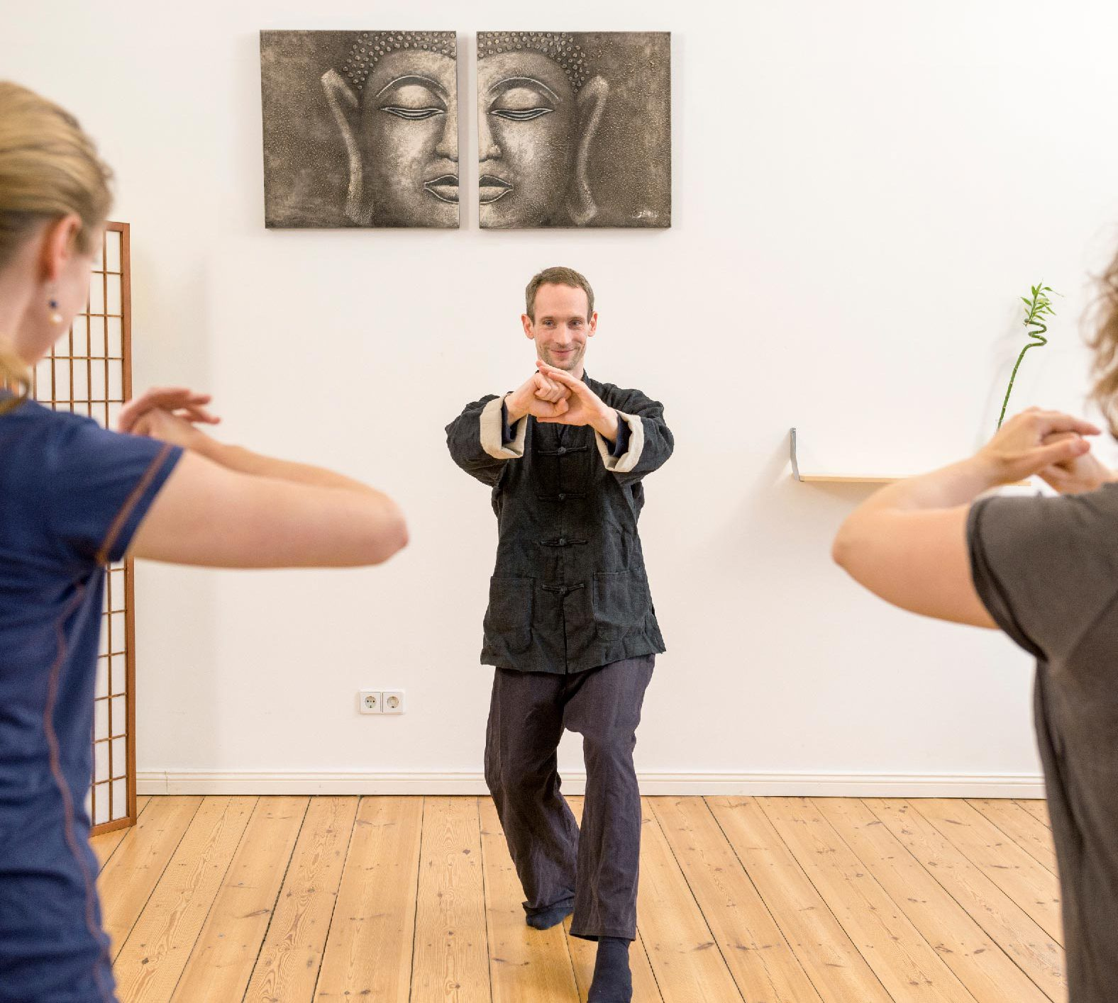 Physiotherapie Berlin Praxis Rauen